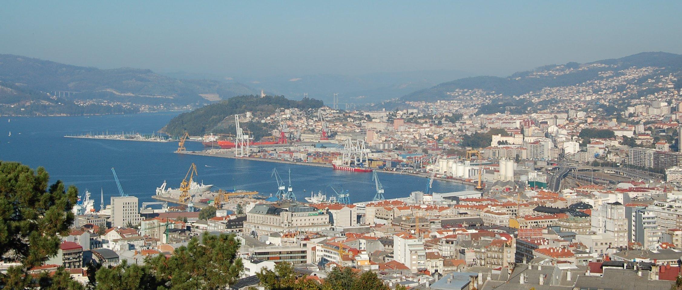 Vigo - Galiciens Metropolis