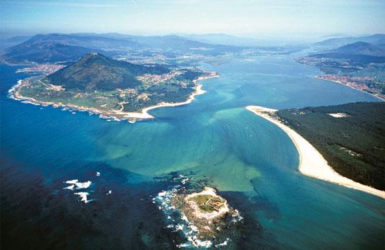 Südlichster Punkt Galiciens